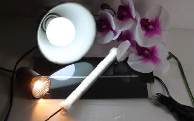 Éclairage et chauffage, deux facteurs liés
